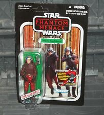 STAR WARS VINTAGE COLLECTION TVC VC-83 PHANTOM MENACE NABOO ROYAL GUARD  FIGURE