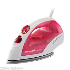 Panasonic NEW 220V 2150 Watt Steam Iron 220 volt Europe Asia Africa
