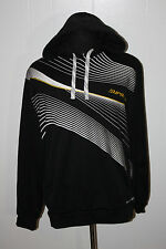 Bauer Hockey Supreme Black Pullover Sweatshirt Hoodie Slim Fit XL