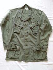 Tropical slant pocket jacket, Vietnam Era