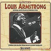 Brand New & Sealed Louis Armstrong - Best of [Blues Forever] (2002) 8G