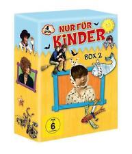 Standardbild  Kinder-Box 2 (Saxana - Das Mädchen auf dem Besenstiel; Der lange R
