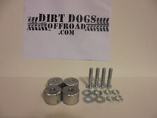 "Jeep Cherokee XJ ZJ 1"" Transfer Case Drop  lowering Kit spacer SOLID ALUMINUM"