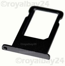 iPhone 6 ALU nano SIM slot tray Halter Schacht card holder Schlitten space grey