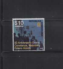 Dominican Republic 2009 Invasion Sc 1468  mint never hinged