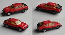 Maisto – Ford Sierra XR4Ti rot