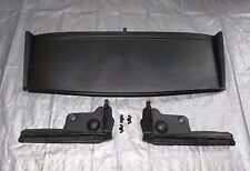 2003-2008 E85 BMW Z4 Soft Top Convertible Compartment Lid / Floor Cover set