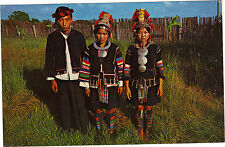 Thaïlande - cpsm - E-kaw or Akha (hill tribe) of Northern Thailand