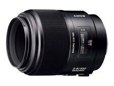 Sony SAL100M28 100mm f/2.8 Lens