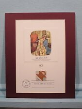 The Art of Quilting & the Bride's Quilt & First Day Cover Commemorative Panel