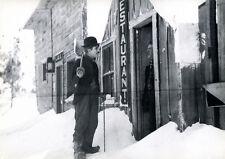 Goldrausch ORIGINAL Aushangfoto Charlie Chaplin / Mack Swain COMEDY-KULT