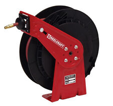 """REELCRAFT RT435-OLP 1/4"""" x 35ft. 300 psi.  for Air & Water service  with Hose"""
