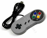 Classic Snes Nintendo Style Usb Game Pad Controller Joystick Joypad For PC/MAC