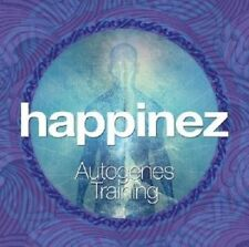 MUSIC FOR BODY & SOUL - HAPPINEZ-AUTOGENES TRAINING  CD NEW+