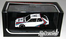 HPI Racing 8033 1/43 Lancia Delta S4 Rallye Plain Color White RARE
