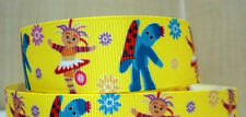 In the Night Garden ribbon includes Igglepiggle & Upsy Daisy (yellow)