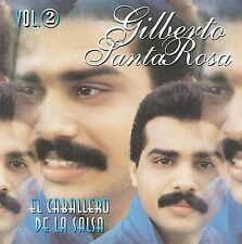Gilberto Santa Rosa - Vol. 2-Caballero De Salsa [CD New]