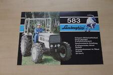 162704) Lamborghini 583 + DT Prospekt 198?
