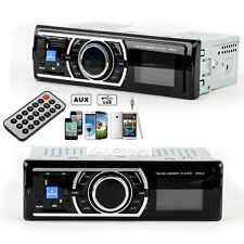Auto Car In-Dash Stereo FM Radio Audio Receiver MP3 Player SD USB Aux
