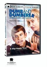 Dumb and Dumberer: When Harry Met Lloyd (2007, REGION 1 DVD New)