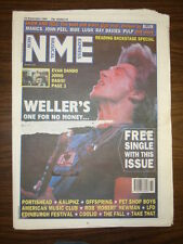 NME 1994 SEP 10 PAUL WELLER BLUR MANICS PORTISHEAD PULP