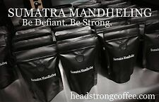 HEADSTRONG COFFEE ROASTERS® Fresh Roasted Coffee Beans - Sumatra Mandheling 1lb