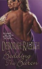 BEDDING THE BARON by Deborah Raleigh ~ Combined Shipping HISTORICAL ROMANCE