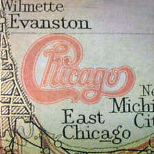 """12"""" Chicago Chicago XI (Baby, What A Big Suprise, Police Man) 70`s CBS N;M"""