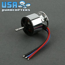 Turnigy 2213N 800kv Brushless Motor 300-400mm Quadcopter Plane RC 3mm Shaft USA