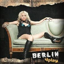 BERLIN 4 PLAY CD Covers Prince Marilyn Manson Bowie 2005 Terri Nunn Promo