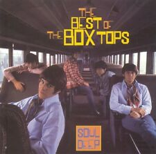 Best Of The Box Tops - Box Tops (1996, CD NEUF)
