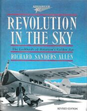 Schiffer Revolution In The Sky Lockheeds of Aviation's Golden Age Vega Burbank