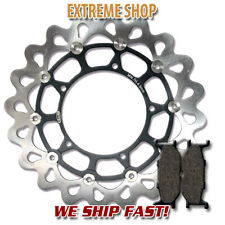 Yamaha Front Brake Disc Rotor + Pads XVS 1300 Stryker 2011 2012 2013 2014 NEW