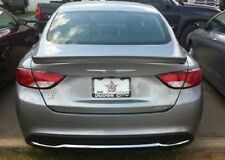 2015 and Up Painted Chrysler 200 Custom Flushmount Spoiler