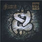 Saxon - Solid Ball Of Rock (2002)  CD  NEW/SEALED  SPEEDYPOST