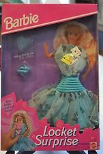 Barbie, Locket Surprise Mattel 11560 Asst 11561 NIB 1993