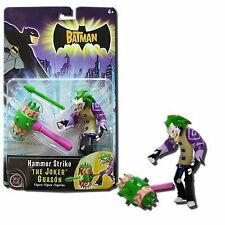 Mattel The Batman Hammer Strike Joker Action Figure