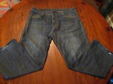 Flypaper Mens Jeans 38x30 Distressed Casual Denim