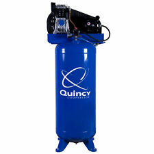Quincy 3.5-HP 60-Gallon (Belt Drive) Single Stage Cast-Iron Air Compressor