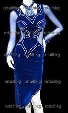 Custom-made Latin Salsa Rumba Samba Jive Dance dress Z635