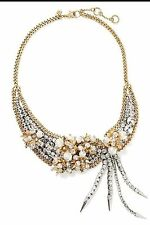BANANA REPUBLIC CLASSIC REBEL FOCAL NECKLACE-NEW WITH TAG