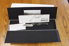 NEW Boker GORM 130557 440C Fixed Blade Kitchen Peeling Knife - Jesper Voxnaes