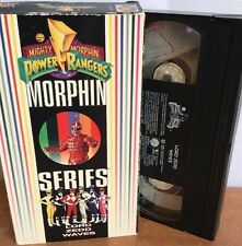 Mighty Morphin Power Rangers - The Morphin Series: Lord Zedd Waves (VHS, 1995)