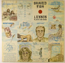 "12"" LP - Lennon - Shaved Fish - B2112 - washed & cleaned"