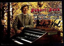 Hubert Koch Autogrammkarte Original Signiert ## BC 47563