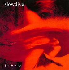 Just for a Day [Cherry Red 2CD] by Slowdive (CD, Aug-2010, 2 Discs, Cherry Red)
