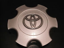 Toyota Sequoia Tundra wheel center cap hubcap 69440 bright standard silver