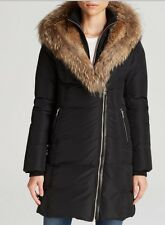 Mackage Women's Trish Classic Down Coat Black S $950