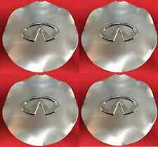 "4pcs Wheel Center Hub Caps INFINITI 03-05 FX35, FX45, Q45 40315-CG010 18"" RIMS"