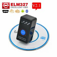 MINI Bluetooth ELM327 OBD 2 II Auto KFZ Diagnose Interface CAN BUS Auto PKW KFZ